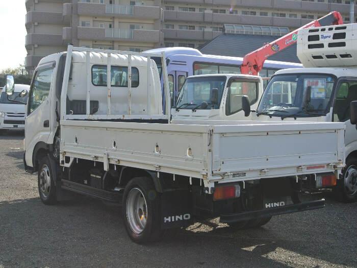 日野 デュトロ 小型 平ボディ PB-XZU401M H16|トラック 右後画像 リトラス掲載