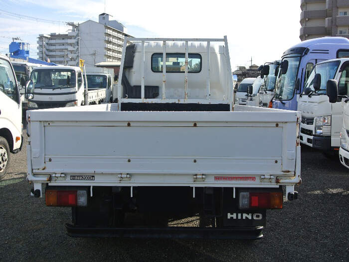 日野 デュトロ 小型 平ボディ PB-XZU401M H16|トラック 背面・荷台画像 トラック市掲載