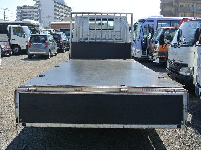 日産 アトラス 小型 平ボディ 床鉄板 PB-APR81AN|年式 H19 トラック 画像 トラックサミット掲載