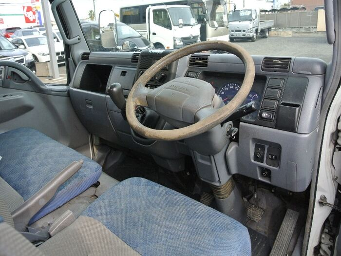 三菱 キャンター 小型 平ボディ PA-FE72BE H19 リサイクル券 8,930円 トラック 画像 トラック市掲載