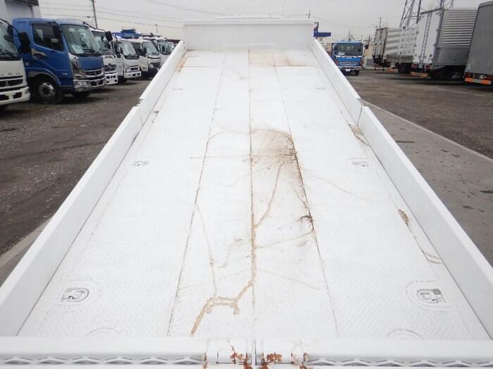 三菱 ファイター 中型 車輌重機運搬 ベッド PA-FK61FK|画像5