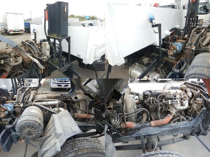 三菱 ファイター 中型 車輌重機運搬 ベッド PA-FK61FK|画像11