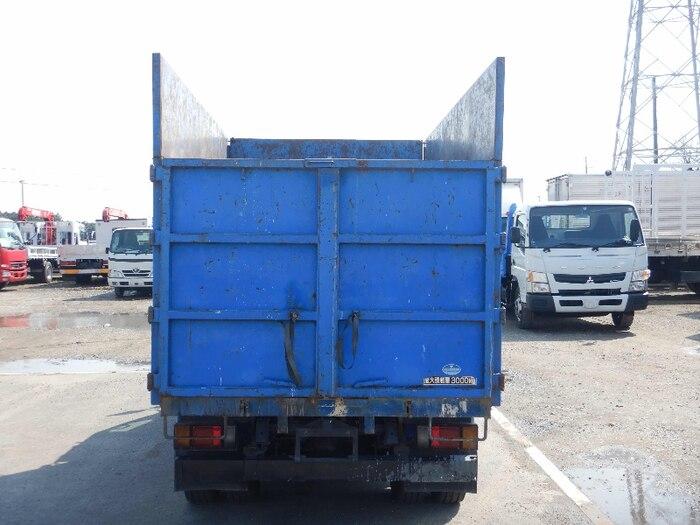 マツダ タイタン 小型 ダンプ 土砂禁 BDG-LKR85AD|トラック 背面・荷台画像 トラック市掲載