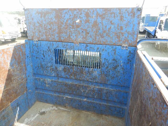 マツダ タイタン 小型 ダンプ 土砂禁 BDG-LKR85AD|エンジン トラック 画像 トラスキー掲載