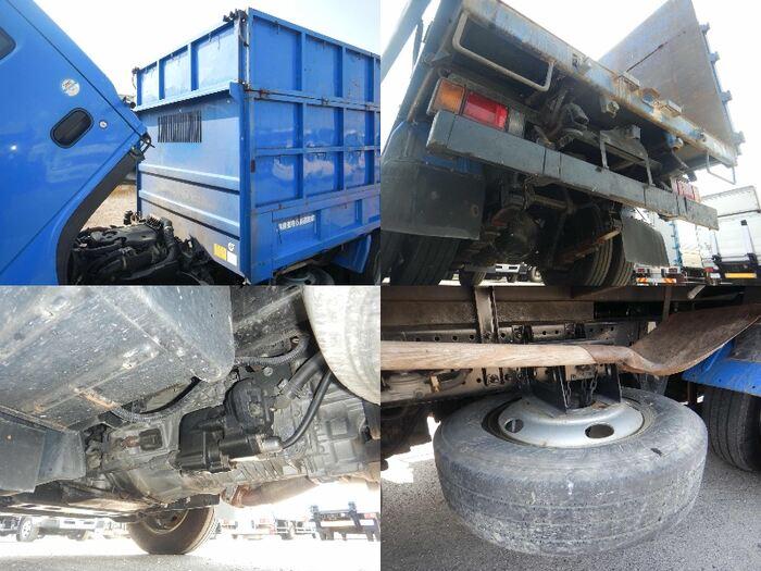 マツダ タイタン 小型 ダンプ 土砂禁 BDG-LKR85AD|シフト MT6 トラック 画像 ステアリンク掲載