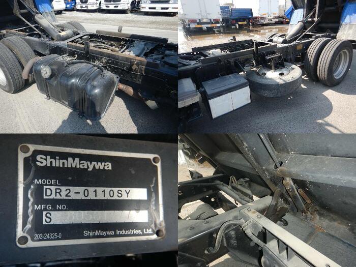 マツダ タイタン 小型 ダンプ 土砂禁 BDG-LKR85AD|車検  トラック 画像 キントラ掲載