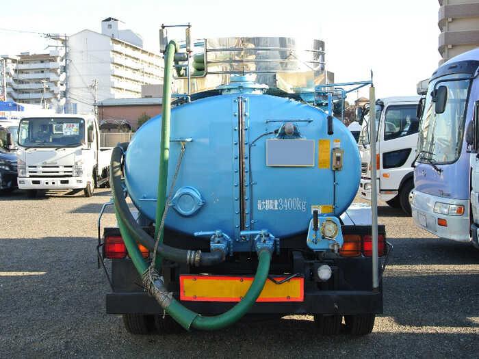 三菱 ファイター 中型 タンク車 バキューム KK-FK71HC 画像3