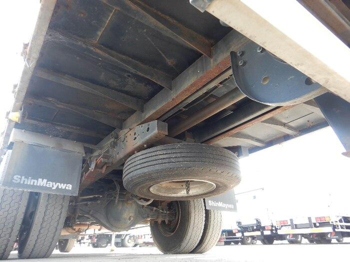 日野 レンジャー 中型 車輌重機運搬 4段クレーン ラジコン 荷台 床の状態 トラック 画像 トラックサミット掲載