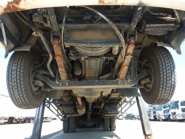 日産UD コンドル 中型 車輌重機運搬 3段クレーン フックイン 画像14