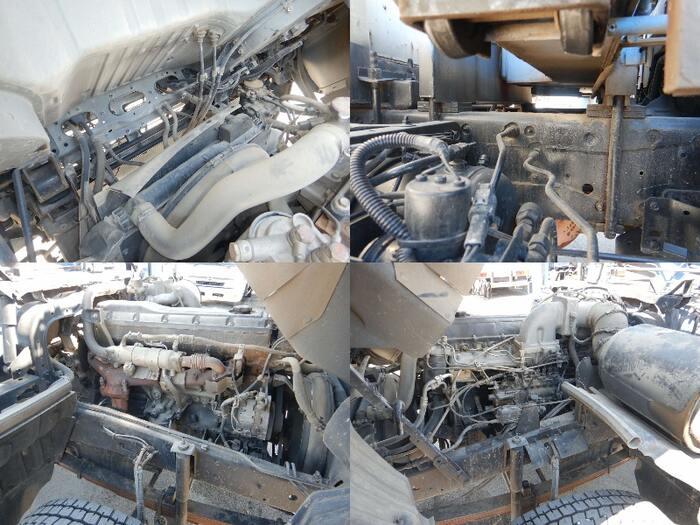 日産UD コンドル 中型 車輌重機運搬 3段クレーン フックイン 画像11