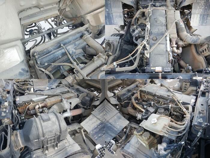 三菱 スーパーグレート 大型 ダンプ コボレーン ベッド|シフト MT7 トラック 画像 ステアリンク掲載
