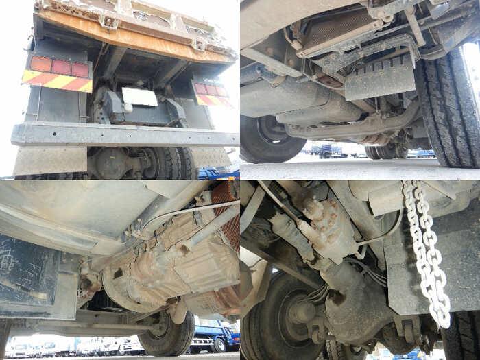 三菱 スーパーグレート 大型 ダンプ コボレーン ベッド|積載 8.2t トラック 画像 ステアリンク掲載