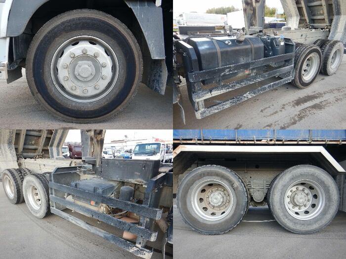 三菱 スーパーグレート 大型 ダンプ コボレーン ベッド|リサイクル券 13,480円 トラック 画像 トラック市掲載