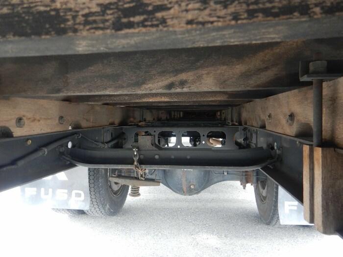 三菱 ファイター 中型 平ボディ PA-FK71RJ H17|走行距離 32.6万km トラック 画像 トラックランド掲載