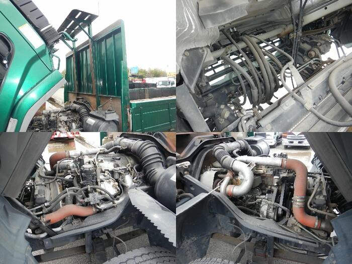 三菱 ファイター 中型 平ボディ PA-FK71RJ H17|リサイクル券 10,910円 トラック 画像 トラック市掲載