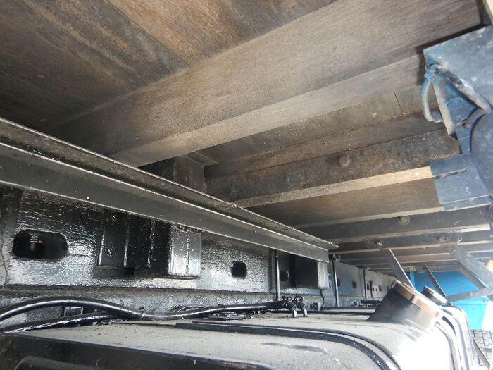 日野 プロフィア 大型 平ボディ ベッド KS-FR1ESWA|積載 12.1t トラック 画像 ステアリンク掲載
