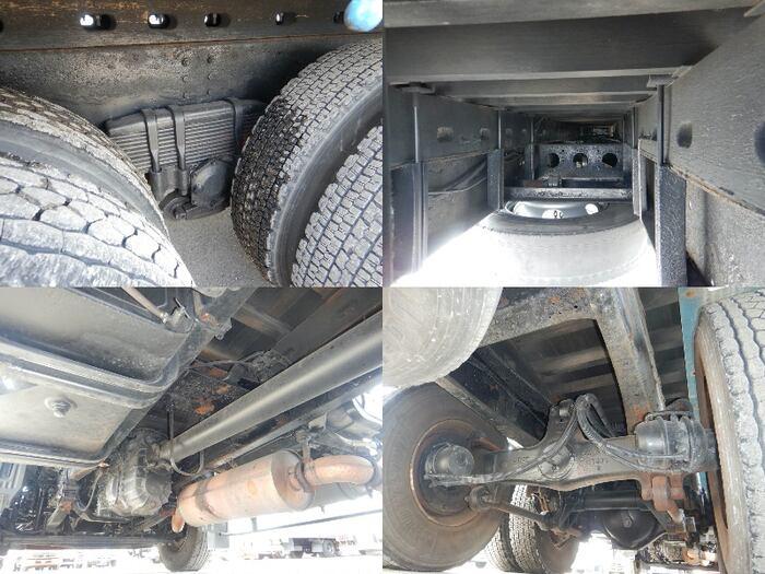 日野 プロフィア 大型 平ボディ ベッド KS-FR1ESWA|リサイクル券 13,290円 トラック 画像 トラック市掲載