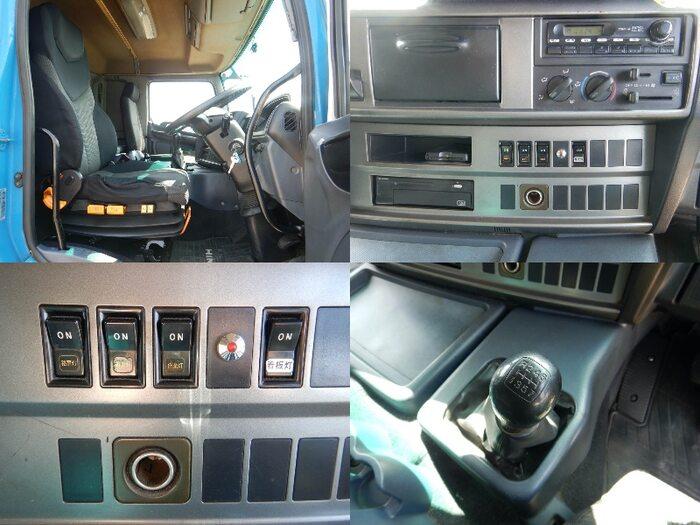 日野 プロフィア 大型 平ボディ ベッド KS-FR1ESWA|型式 KS-FR1ESWA トラック 画像 栗山自動車掲載
