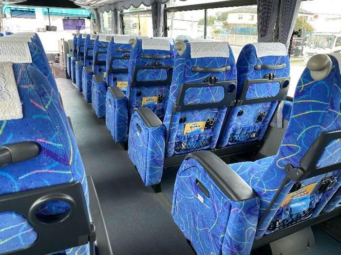 日野 セレガ 大型 バス 観光バス ADG-RU1ESAA 画像8