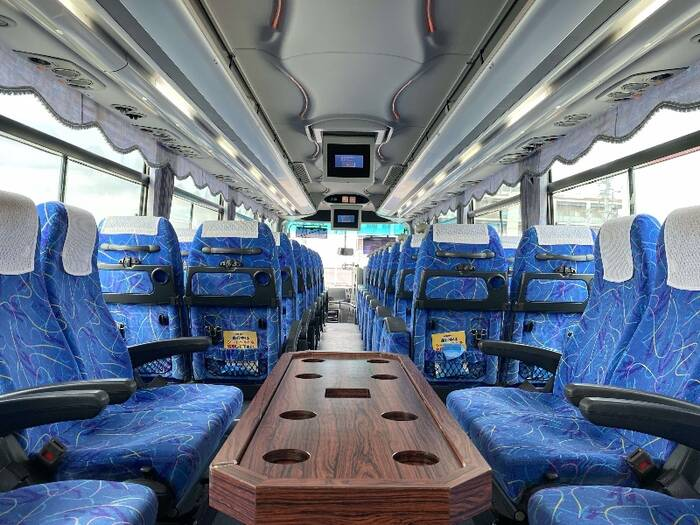 日野 セレガ 大型 バス 観光バス ADG-RU1ESAA 画像11