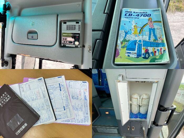 日野 セレガ 大型 バス 観光バス ADG-RU1ESAA 画像20