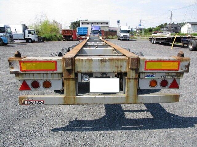 国内・その他 国産車その他 その他 トレーラ 2軸 KFKGF240|トラック 背面・荷台画像 トラック市掲載