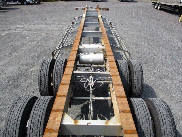 国内・その他 国産車その他 その他 トレーラ 2軸 KFKGF240|年式 H18 トラック 画像 トラックサミット掲載