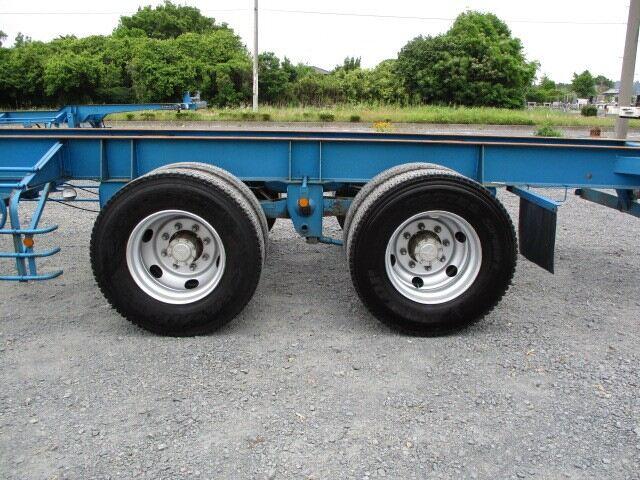 国内・その他 国産車その他 その他 トレーラ 2軸 TC28H8B2 架装  トラック 画像 トラックバンク掲載