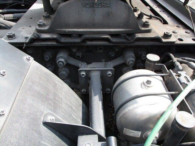 いすゞ ギガ 大型 トラクタ 1デフ ベッド 画像5