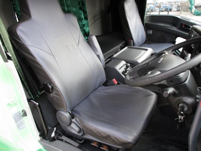 いすゞ ギガ 大型 トラクタ 1デフ ベッド 画像8