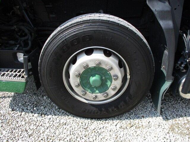いすゞ ギガ 大型 トラクタ 1デフ ベッド 画像16